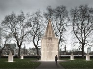 Concurso Internacional - United Kingdom Holocaust Memorial – Quarto Finalista – Imagem 01