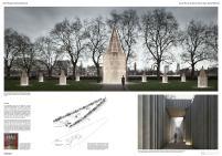 Concurso Internacional - United Kingdom Holocaust Memorial – Quarto Finalista – Prancha 01
