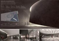 Concurso Internacional - United Kingdom Holocaust Memorial – Quinto Finalista – Prancha 03