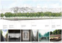 Concurso Internacional - United Kingdom Holocaust Memorial – Sexto Finalista – Prancha 03