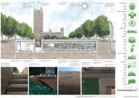Concurso Internacional - United Kingdom Holocaust Memorial – Sexto Finalista – Prancha 05