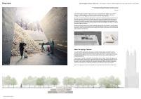 Concurso Internacional - United Kingdom Holocaust Memorial – Oitavo Finalista – Prancha 01