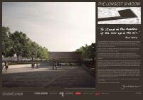 Concurso Internacional - United Kingdom Holocaust Memorial – Décimo Finalista – Prancha 01