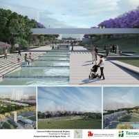 Concurso Nacional – Parques de Águas Claras - DF – Finalista 31 – Prancha 01