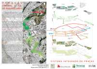 Concurso Nacional – Parques de Águas Claras - DF – Menção Honrosa – Prancha 01
