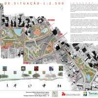 Concurso Nacional – Parques de Águas Claras - DF – Menção Honrosa – Prancha 02