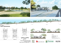 Premiados - Concurso Nacional – Parques de Águas Claras - DF – Primeiro Lugar – Prancha 06