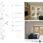 Premiados – Concurso Nacional – Unidades Habitacionais de Interesse Social DF - Grupo 3 - Segundo Lugar - Prancha 02