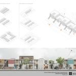Premiados – Concurso Nacional – Unidades Habitacionais de Interesse Social DF - Grupo 3 - Segundo Lugar - Prancha 05