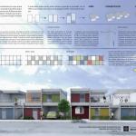 Premiados – Concurso Nacional – Unidades Habitacionais de Interesse Social DF - Grupo 3 - Primeiro Lugar - Prancha 02
