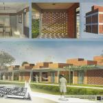 Premiados – Concurso Nacional – Unidades Habitacionais de Interesse Social DF - Grupo 3 - Menção Honrosa - Prancha 02