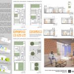 Premiados – Concurso Nacional – Unidades Habitacionais de Interesse Social DF - Grupo 1 - Segundo Lugar - Prancha 03