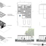 Premiados – Concurso Nacional – Unidades Habitacionais de Interesse Social DF - Grupo 3 - Menção Honrosa - Prancha 04