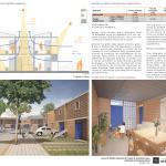 Premiados – Concurso Nacional – Unidades Habitacionais de Interesse Social DF - Grupo 1 - Segundo Lugar - Prancha 05