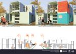 Premiados – Concurso Nacional – Unidades Habitacionais de Interesse Social DF - Grupo 2 - Segundo Lugar - Prancha 05