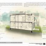 Premiados – Concurso Nacional – Unidades Habitacionais de Interesse Social DF - Grupo 3 - Menção Honrosa - Prancha 05