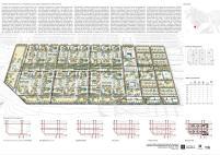 Premiados - Concurso Nacional - Setor Habitacional Pôr do Sol - Ceilândia - DF - Terceiro Lugar - Prancha 01