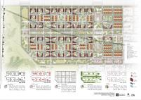 Premiados - Concurso Nacional - Setor Habitacional Pôr do Sol - Ceilândia - DF - Terceiro Lugar - Prancha 02