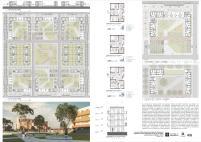 Premiados - Concurso Nacional - Setor Habitacional Pôr do Sol - Ceilândia - DF - Terceiro Lugar - Prancha 04