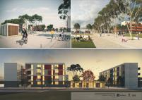 Premiados - Concurso Nacional - Setor Habitacional Pôr do Sol - Ceilândia - DF - Terceiro Lugar - Prancha 06