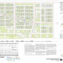 Premiados - Concurso Nacional - Setor Habitacional Pôr do Sol - Ceilândia - DF - Segundo Lugar - Prancha 02