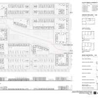 Premiados - Concurso Nacional - Setor Habitacional Pôr do Sol - Ceilândia - DF - Segundo Lugar - Prancha 03