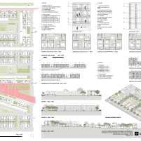 Premiados - Concurso Nacional - Setor Habitacional Pôr do Sol - Ceilândia - DF - Primeiro Lugar - Prancha 04