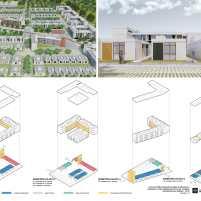 Premiados - Concurso Nacional - Setor Habitacional Pôr do Sol - Ceilândia - DF - Segundo Lugar - Prancha 04