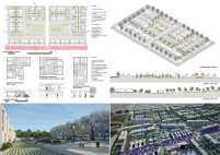 Premiados - Concurso Nacional - Setor Habitacional Pôr do Sol - Ceilândia - DF - Primeiro Lugar - Prancha 05