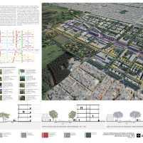 Premiados - Concurso Nacional - Setor Habitacional Pôr do Sol - Ceilândia - DF - Primeiro Lugar - Prancha 06