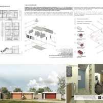 Premiados - Concurso Nacional - Setor Habitacional Pôr do Sol - Ceilândia - DF - Menção Honrosa - Prancha 06