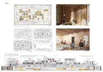 Premiados - Concurso Internacional - Modern Collective Living Challenge - 1º Lugar - Prancha 02