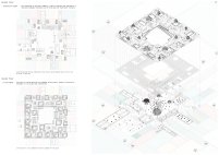 Premiados - Concurso Internacional - Modern Collective Living Challenge - 3º Lugar - Prancha 03