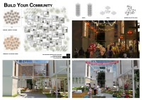 Premiados - Concurso Internacional - Modern Collective Living Challenge - Menção Honrosa - Prancha 03