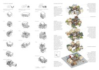 Premiados - Concurso Internacional - Modern Collective Living Challenge - 2º Lugar - Prancha 03