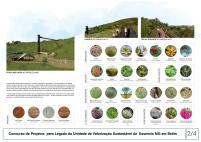 Premiados - Concurso de Estudantes - Parque Urbano em Aterro Sanitário UVS Betim - MG - Terceiro Lugar - Prancha 02