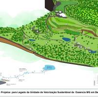 Premiados - Concurso de Estudantes - Parque Urbano em Aterro Sanitário UVS Betim - MG - Terceiro Lugar - Prancha 03