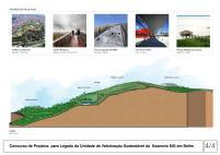 Premiados - Concurso de Estudantes - Parque Urbano em Aterro Sanitário UVS Betim - MG - Terceiro Lugar - Prancha 04