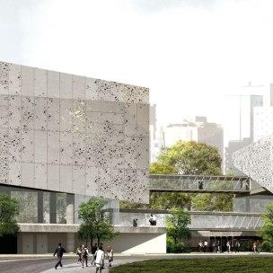 Concurso Museu da Criatividade – Barra Funda – SP - Primeiro Lugar - Imagem 01
