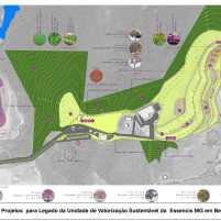 Premiados - Concurso de Estudantes - Parque Urbano em Aterro Sanitário UVS Betim - MG - Primeiro Lugar - Prancha 02