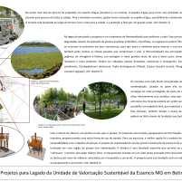 Premiados - Concurso de Estudantes - Parque Urbano em Aterro Sanitário UVS Betim - MG - Quinto Lugar - Prancha 02