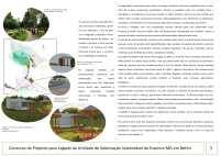 Premiados - Concurso de Estudantes - Parque Urbano em Aterro Sanitário UVS Betim - MG - Quinto Lugar - Prancha 03