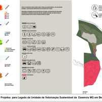 Premiados - Concurso de Estudantes - Parque Urbano em Aterro Sanitário UVS Betim - MG - Quarto Lugar - Prancha 02