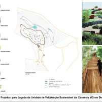 Premiados - Concurso de Estudantes - Parque Urbano em Aterro Sanitário UVS Betim - MG - Quarto Lugar - Prancha 03