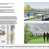 Premiados - Concurso de Estudantes - Parque Urbano em Aterro Sanitário UVS Betim - MG - Quarto Lugar - Prancha 04