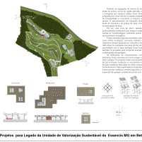 Premiados - Concurso de Estudantes - Parque Urbano em Aterro Sanitário UVS Betim - MG - Segundo Lugar - Prancha 02