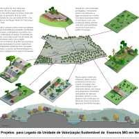 Premiados - Concurso de Estudantes - Parque Urbano em Aterro Sanitário UVS Betim - MG - Segundo Lugar - Prancha 03
