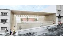 Premiados - Concurso Público Nacional de Arquitetura para o Memorial às Vítimas da Kiss - Segundo Lugar - Imagem 02