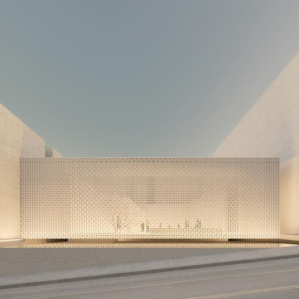 Premiados - Concurso Público Nacional de Arquitetura para o Memorial às Vítimas da Kiss - Terceiro Lugar - Imagem 01