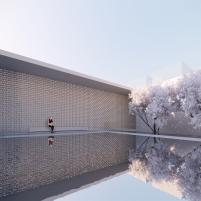 Premiados - Concurso Público Nacional de Arquitetura para o Memorial às Vítimas da Kiss - Terceiro Lugar - Imagem 02